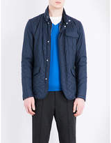 Hugo Boss Hooded Quilted Shell Jacket