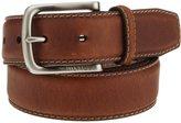 Tommy Hilfiger Men's Casual Contrasting Stitch Belt