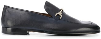 Doucal's Diego leather loafers