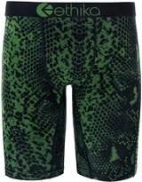 Ethika Men's Forest Snake Boxer Brief Underwear XL