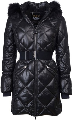 Barbour International Gameday Quilted Jacket - Black