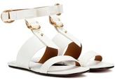 Chloé Kingsley flat leather sandals