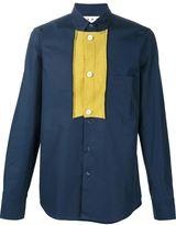 Marni sweater detail shirt