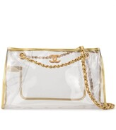 Thumbnail for your product : Chanel Pre Owned Double Chain Shoulder Strap