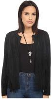 Kensie Soft Faux Suede Jacket KS2K2176