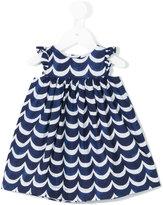 Tartine et Chocolat scalloped pattern dress - kids - Cotton - 3 mth