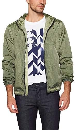 Tommy Hilfiger Tommy Jeans Men's Cold Dye Hooded Jacket