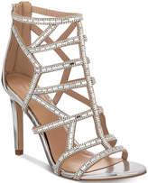 Aldo Norta Caged Evening Sandals Women's Shoes