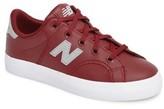New Balance Boy's Procourt Sneaker