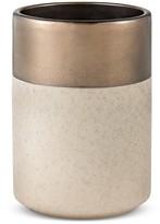 Threshold Cement Tumbler Warm Metal