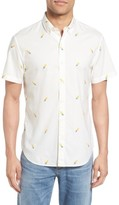 Bonobos Men's Slim Fit Riviera Print Sport Shirt