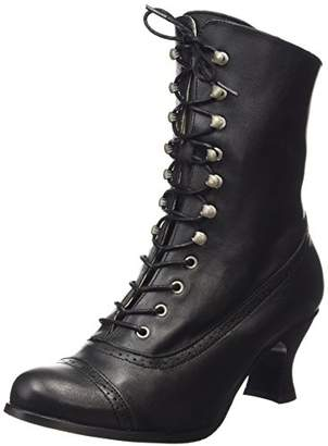 Stockerpoint Women 4490 Cold Lined Classic Boots Half Length Black Size: 5 UK