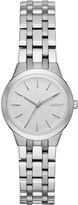 DKNY NY2490 Park Slope stainless steel watch
