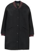 Des Petits Hauts Mauricette Teddy Wool Coat