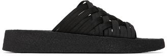 Malibu Sandals Black Zuma Sandals