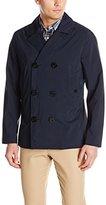 Nautica Men's Modern Pea Coat