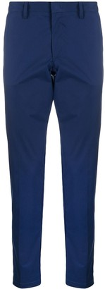 BOSS High-Rise Silm-Fit Tailored Trousers