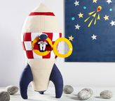 Pottery Barn Kids Rocket Plush