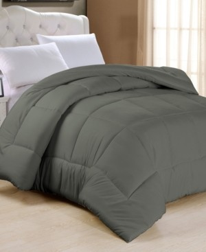 Cathay Home, Inc All Season Extra Soft Down Alternative Twin Bedding Comforter Bedding
