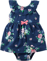 Carter's Infant Girls 1 pc. Sunsuit