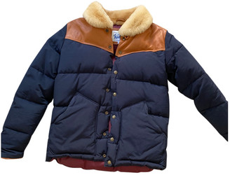 Penfield Blue Synthetic Jackets