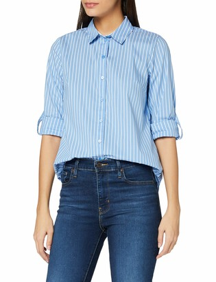 Tom Tailor Women's Streifen Detail T-Shirt