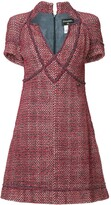 Chanel Pre Owned boucle dress
