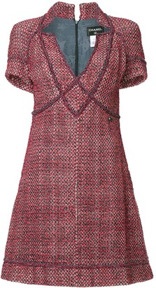 Chanel Pre-Owned boucle dress
