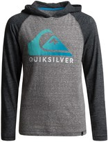 Quiksilver Heatwave Hoodie Shirt - Long Sleeve (For Big Boys)