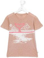 Stella McCartney whale print T-shirt - kids - Linen/Flax/Viscose - 3 yrs