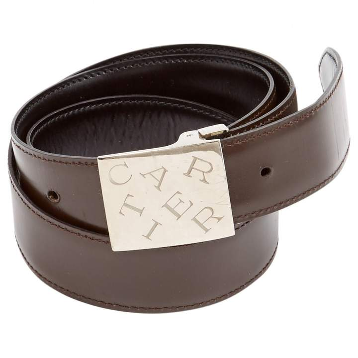 Cartier Leather belt
