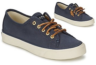 Sperry SEACOAST women's Shoes (Trainers) in Blue