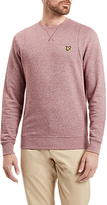 Lyle & Scott Mouline Jumper, Claret Jug