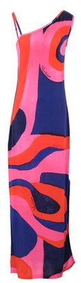 Save the Queen 3/4 length dress