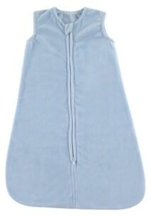 Hudson Baby Safe Sleep Fleece Wearable Sleeping Bag Blanket, 0-24 Months