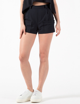 Band Of Outsiders Classic Navy Front Pocket Short