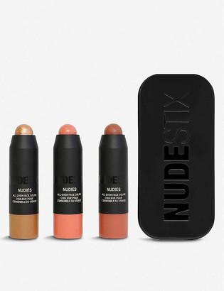 NUDESTIX Mini Nudies Blush Bronze & Glow Kit