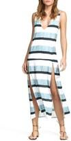 Vix Paula Hermanny Women's Sea Glass Siene Cover-Up Dress