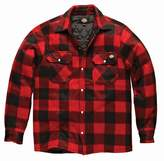Dickies Mens Padded Long Sleeve Portland Lumberjack Work Shirt (M)