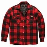 Dickies Mens Padded Long Sleeve Portland Lumberjack Work Shirt (S)