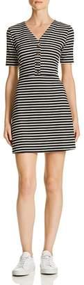 Sadie & Sage Striped Knit Dress