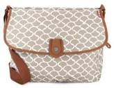 Babymel Printed Shoulder Diaper Bag