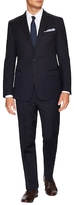 Versace Wool Solid Suit