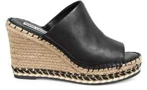 735411d92a Karl Lagerfeld Paris Carina Espadrille Wedge Sandals