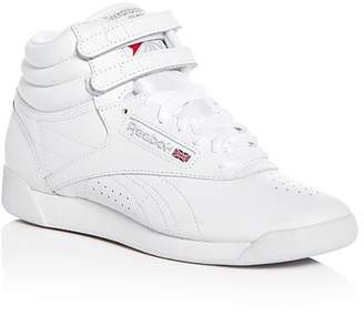 Reebok Women's Freestyle High-Top Sneakers