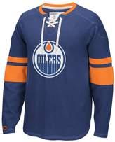 Reebok Edmonton Oilers CCM Jersey Crew Neck Top, XL