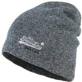 Superdry Basic Tonal Embroidery Beanie