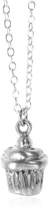 "JENNY AND JIMBOB ""Make A Wish Silver Plated Necklace 17 Inch Chain"