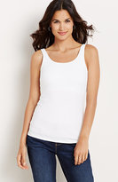 J. Jill Perfect Shelf-Bra Tank