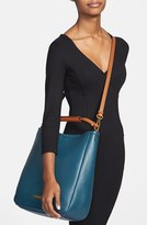 Marc by Marc Jacobs 'Large Softy Saddle' Leather Hobo
